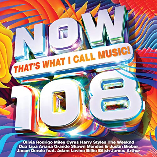 Various Artists - Now That's What I Call Music! 108 By Various Artists