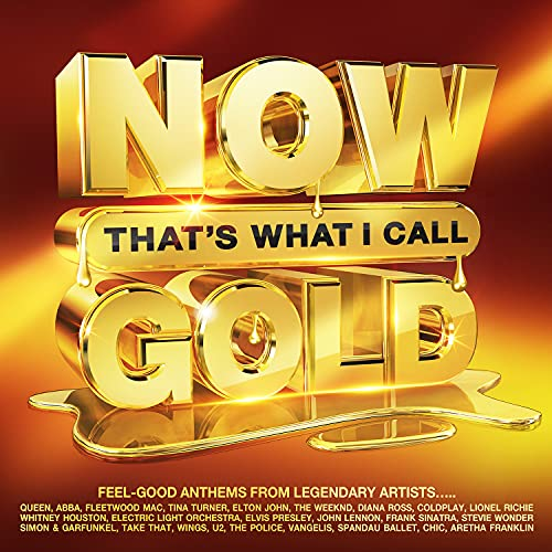 Various Artists - NOW Thats What I Call Gold By Various Artists
