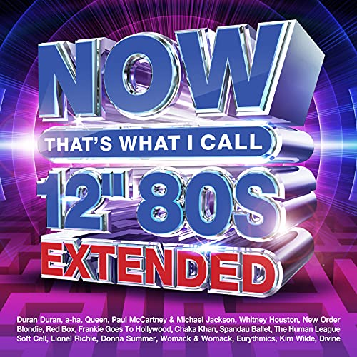 """Various Artists - NOW That's What I Call 12"""" 80s: Extended By Various Artists"""