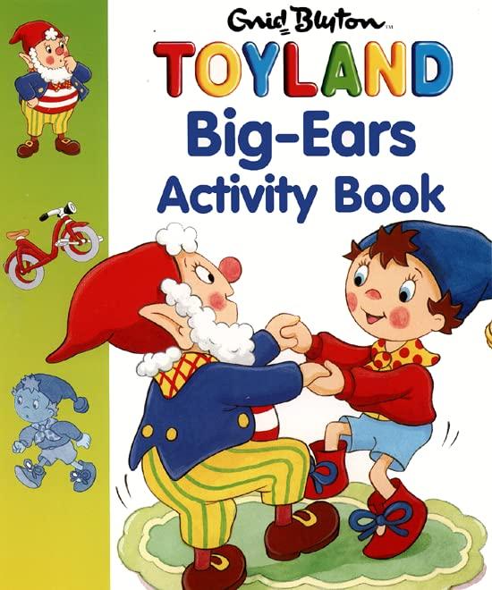 Big-Ears Activity Book (Toyland)