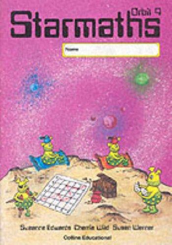 Starmaths: Orbit 4 by Suzanne Edwards