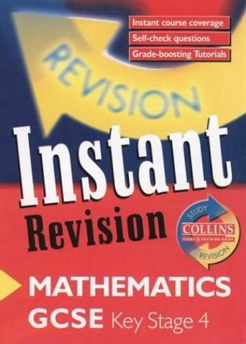 GCSE Mathematics: Instant Revision Cards by Paul Metcalf