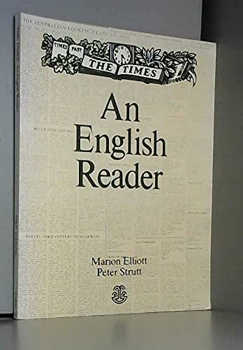 "The ""Times"": An English Reader by Marion Elliott"