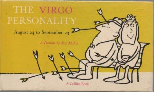 Zodiac Personality Books: Virgo by Roy McKie