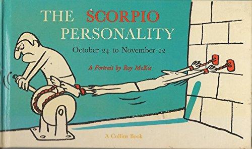 Zodiac Personality Books: Scorpio by Roy McKie