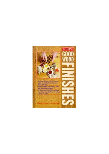 Collins Good Wood Finishes by Albert Jackson