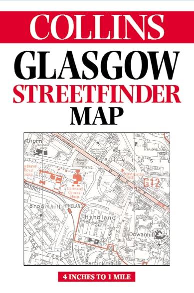 Glasgow Streetfinder Map by
