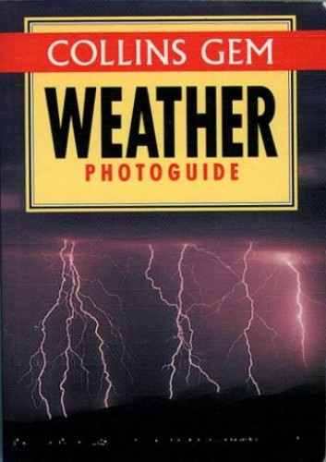 Collins Gem Weather Photoguide by Storm Dunlop