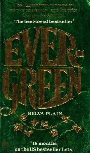 Evergreen by Belva Plain