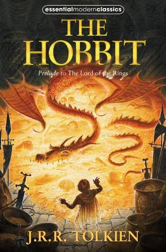 The Hobbit by J. R. R. Tolkien