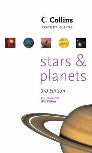 Pocket Guide to Stars and Planets by Ian Ridpath