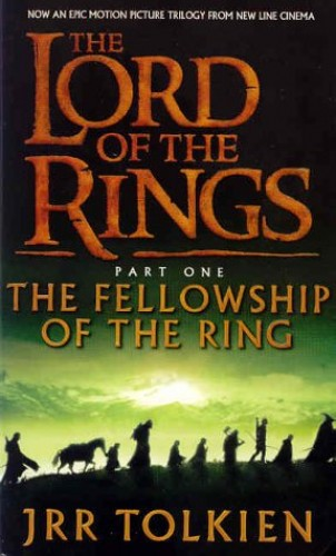 The Lord of the Rings: v.1: Fellowship of the Ring by J. R. R. Tolkien