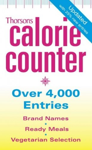 Thorsons Calorie Counter by