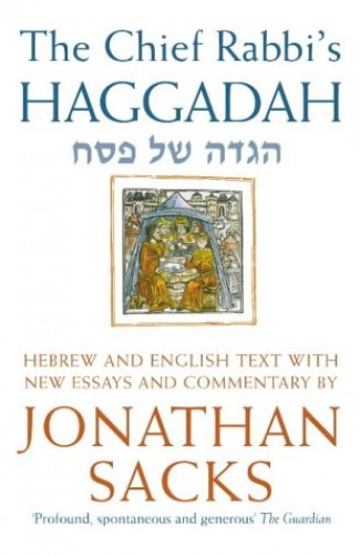 Passover Haggadah by Jonathan Sacks