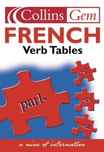 French Verb Tables by