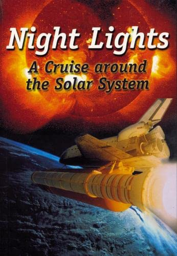 Skyracer: Blue Book: Night Lights - A Cruise Around the Solar System by