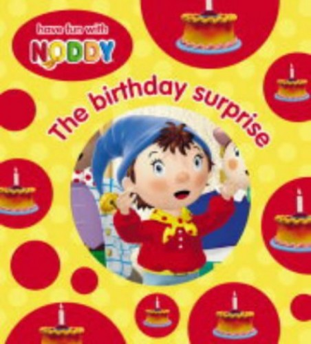 The Birthday Surprise by Enid Blyton