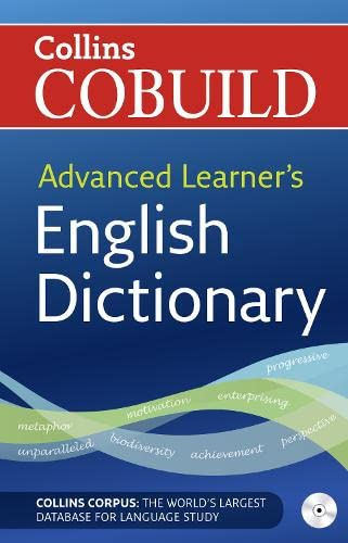 Collins Cobuild-advanced Learners English Dictionary by