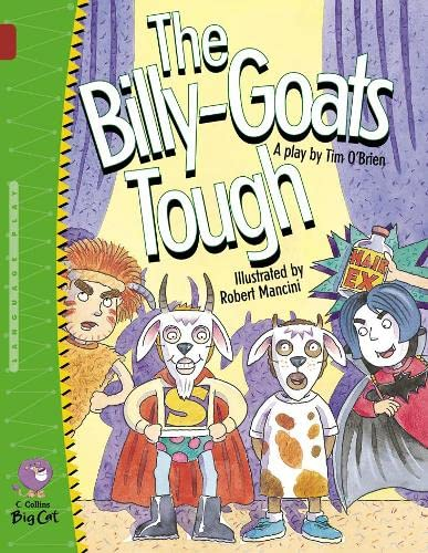 Collins Big Cat - The Billy Goats Tough: Band 14/Ruby