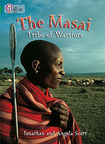 The Masai: Phase 5, Bk. 23: Band 15/Emerald by Jonathan Scott