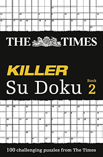The Times Killer Su Doku by