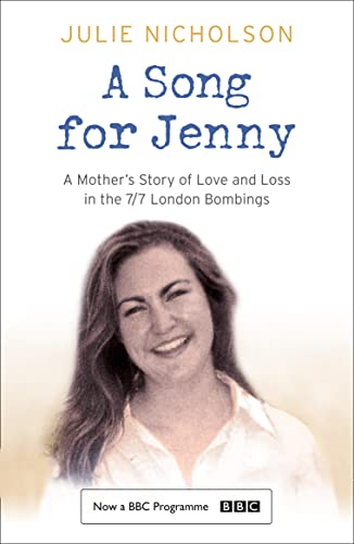 A Song for Jenny: A Mother's Story of Love and Loss by Julie Nicholson