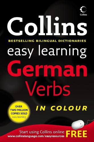 Collins Easy Learning German Verbs by
