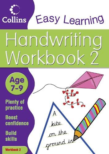 Handwriting Age 7-9 Workbook 2 by Karina Law