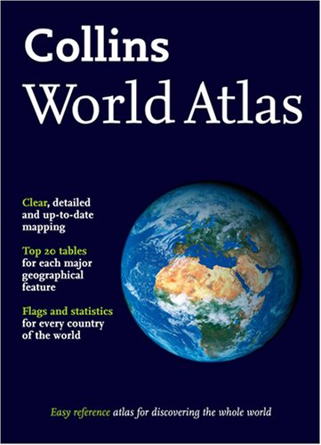 Collins World Atlas by