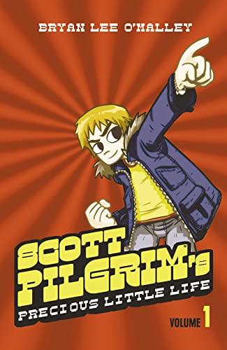 Scott's Pilgrim's Precious Little Life: Volume 1 by Bryan Lee O'Malley