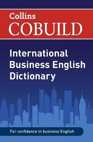 COBUILD International Business English Dictionary by
