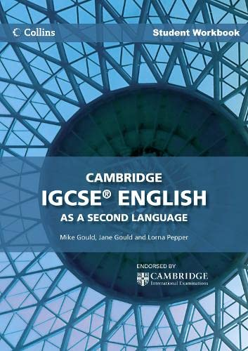 Cambridge IGCSE English as a Second Language Student Workbook by Lorna Pepper