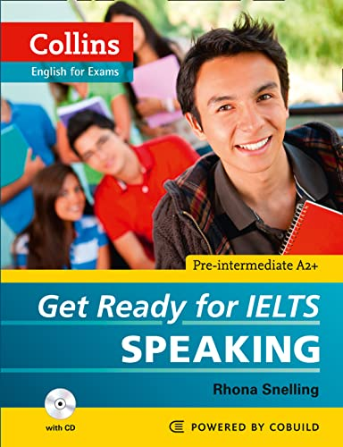 Collins Get Ready For IELTS Speaking by Rhona Snelling