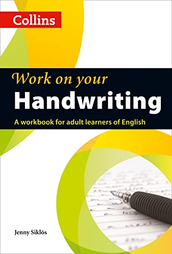 Collins Work On Your Handwriting by Jenny Siklos