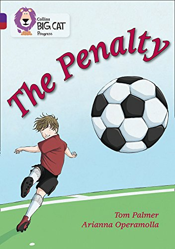 The Penalty: Purple Band 08/Ruby Band 14 by Tom Palmer