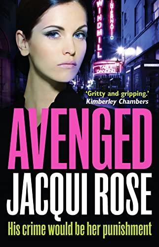 Avenged by Jacqui Rose