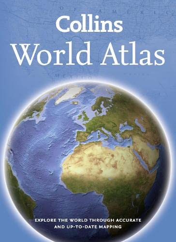 Collins World Atlas by Collins Maps