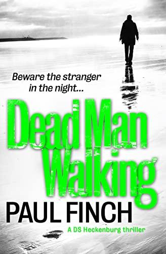Dead Man Walking by Paul Finch