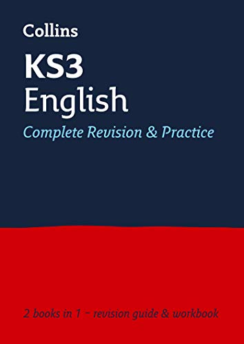 Collins KS3 Revision and Practice - New Curriculum: KS3 English All-in-One Revision and Practice by Collins KS3