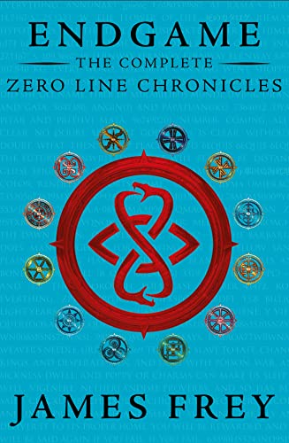 The Complete Zero Line Chronicles (Incite, Feed, Reap) (Endgame: The Zero Line Chronicles)