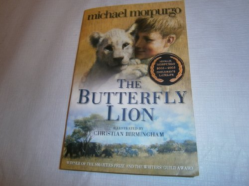 Butterfly Lion by Michael Morpugo