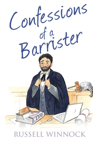 Confessions of a Barrister by Russell Winnock