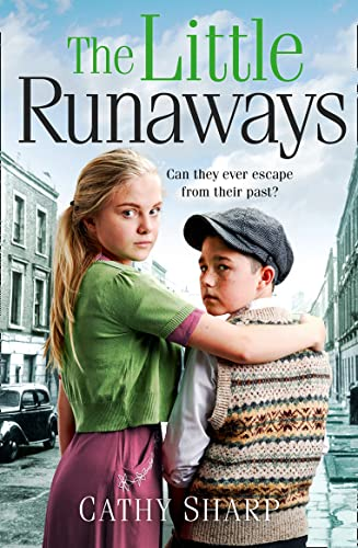 The Little Runaways by Cathy Sharp