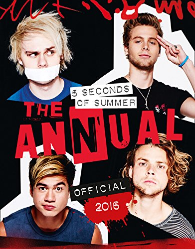 5SOS Annual 2016: Book of Stuff by 5 Seconds of Summer