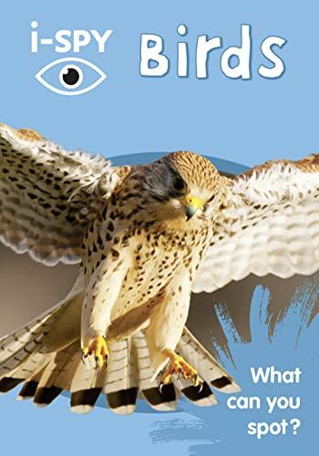 i-SPY Birds: What Can You Spot? by i-SPY