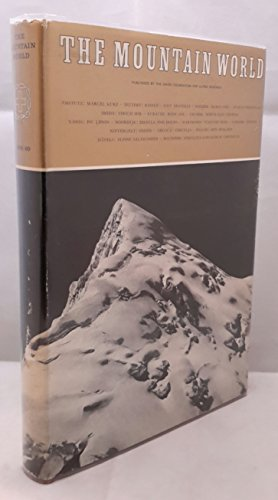 Mountain World: 1968-69: 1968/69: [10th vol.] by Malcolm Barnes