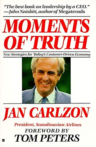 Moments of Truth by Jan Carlzon