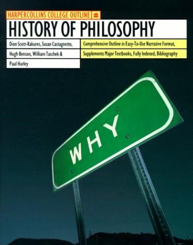 History of Philosophy by Dion Scott-Kakures