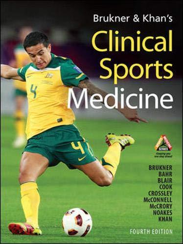 Brukner & Khan's Clinical Sports Medicine by Peter Brukner