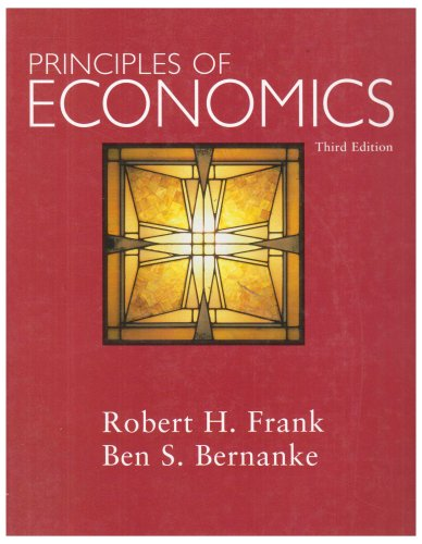 Principles of Economics: AND DiscoverEcon Code Card by Robert H. Frank